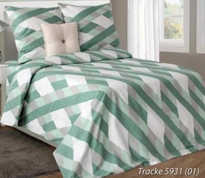 Двуспальное постельное белье из бязи «Tracke»