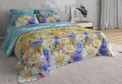 Двуспальное постельное белье «Васильки»